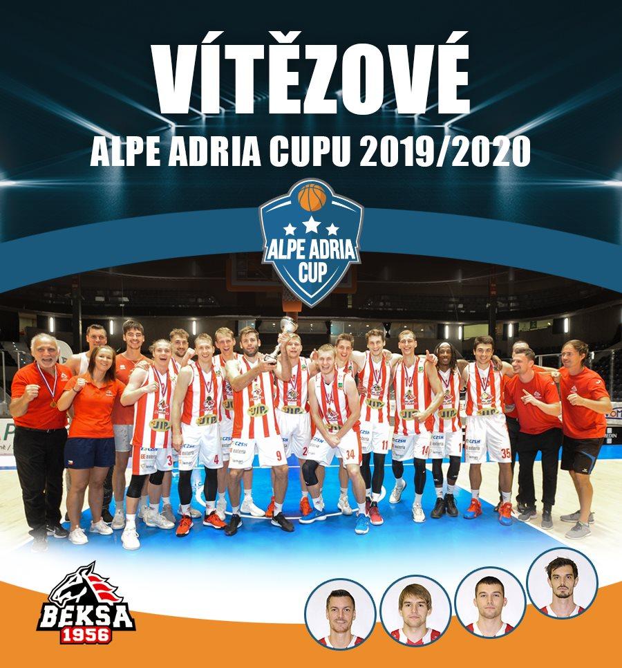 Pardubice - vítězové AAC